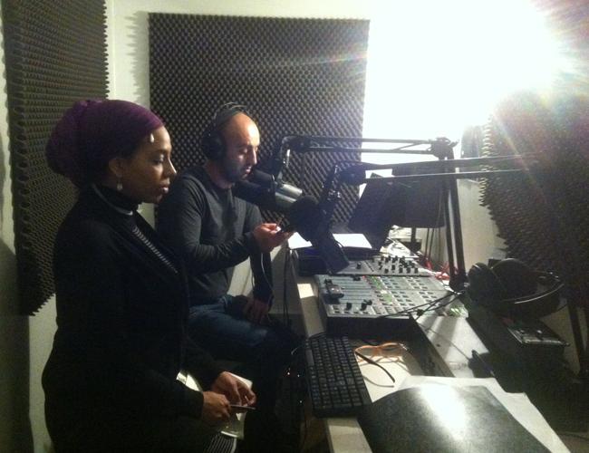 'Festival 1962', radio play together with Araba Evelyn Johnston-Arthur and Ahmed Al-Nawas. Broadcast in Radio Helsinki 14–18.12.2015.