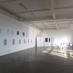 Presentation and provisional exhibition in Flutgraben, Berlin